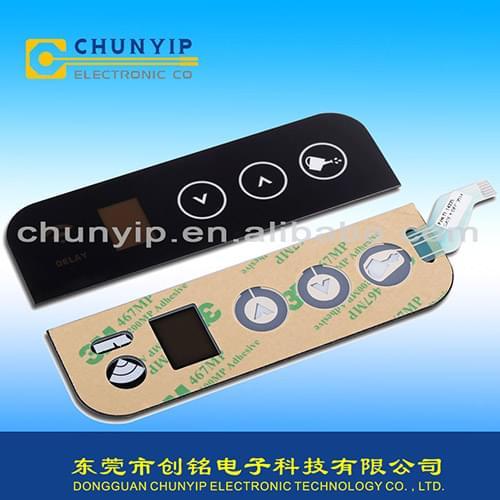 电容式触摸按键开关