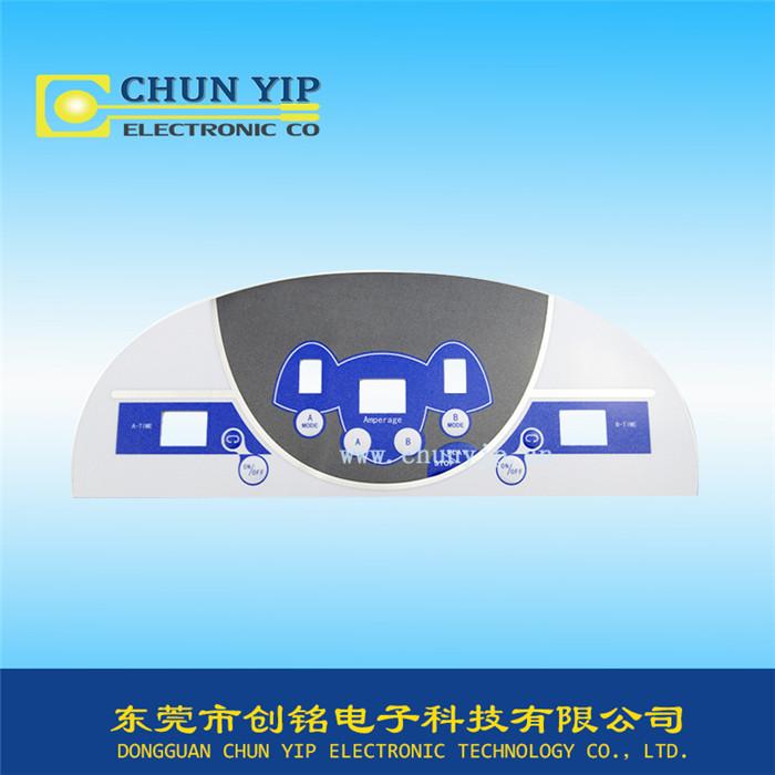 医疗仪器薄膜面板