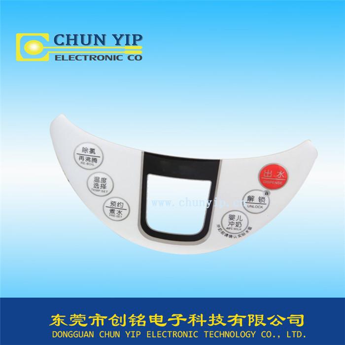 控制按键类薄膜面板