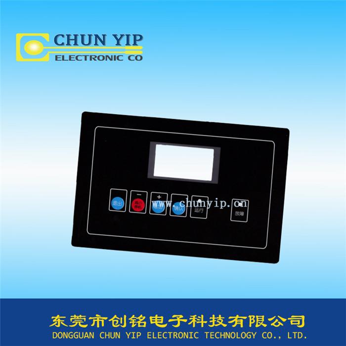 仪器薄膜面板