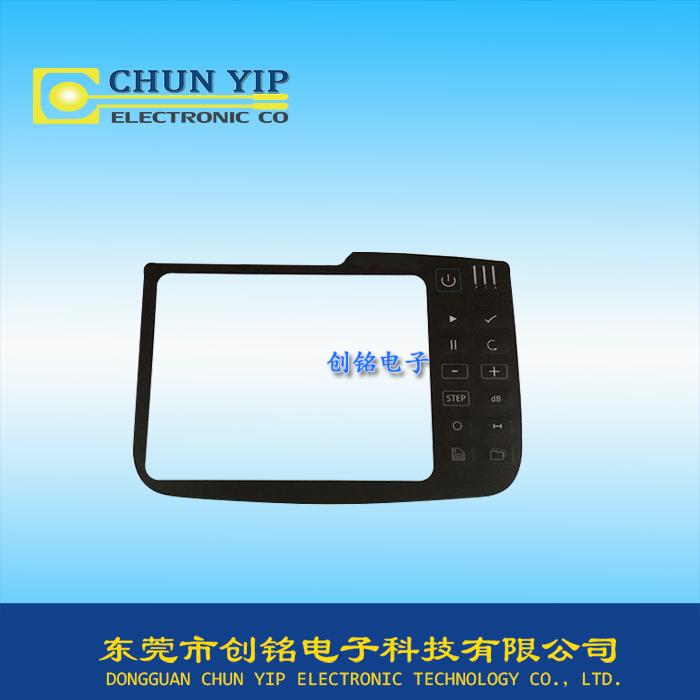 大显示屏仪器薄膜面板