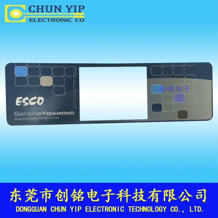 PC窗口薄膜面板