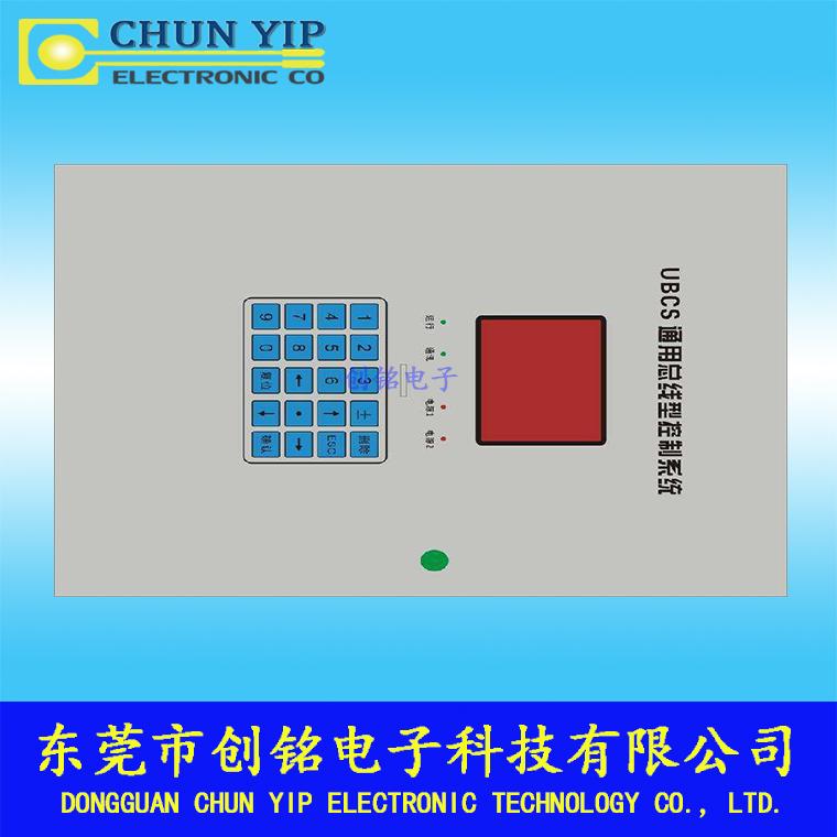 工业薄膜面板